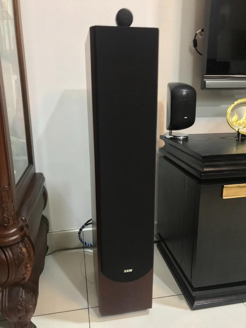 Bowers & Wilkins Preference Series P6 Floorstanding Speaker Bw_p6-28