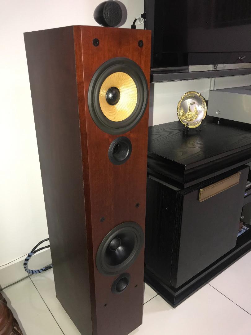 Bowers & Wilkins Preference Series P6 Floorstanding Speaker Bw_p6-31