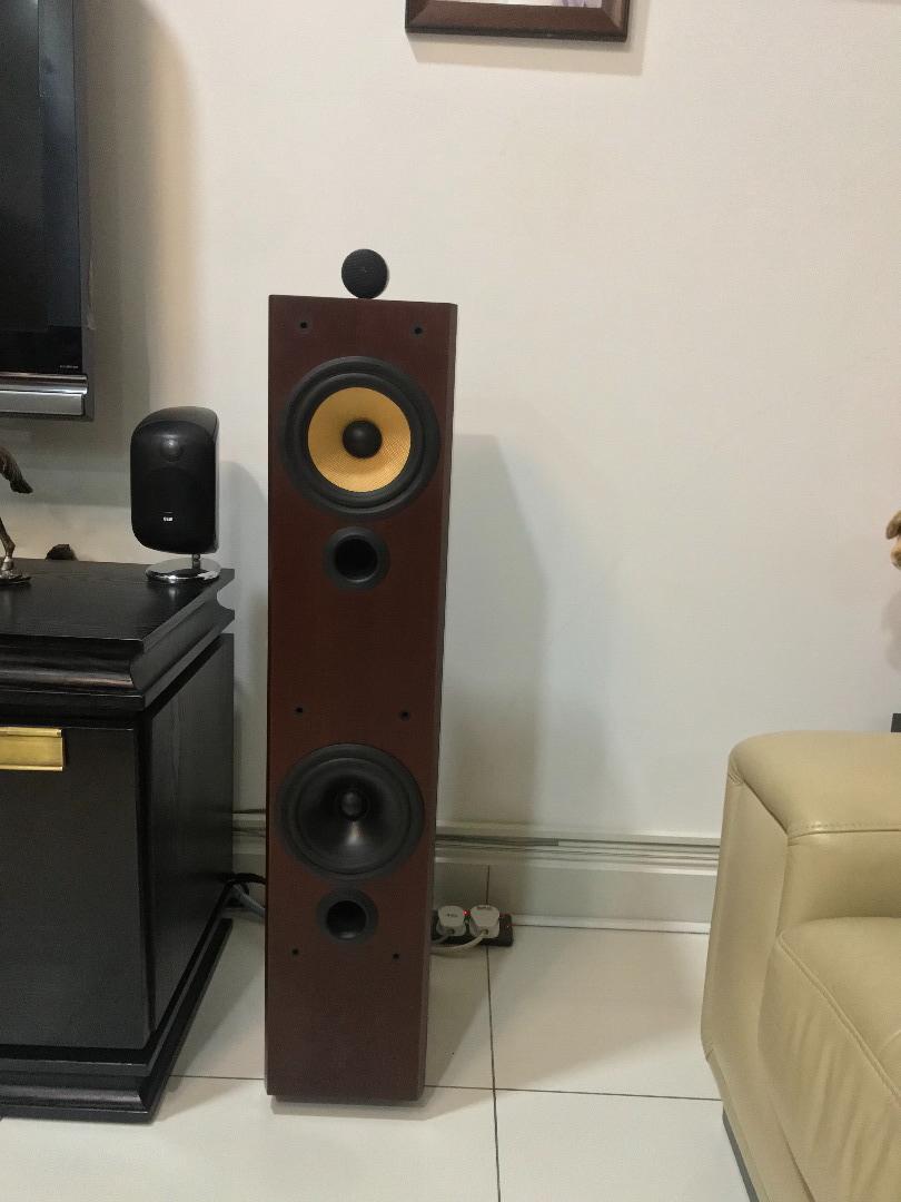 Bowers & Wilkins Preference Series P6 Floorstanding Speaker Bw_p6-34