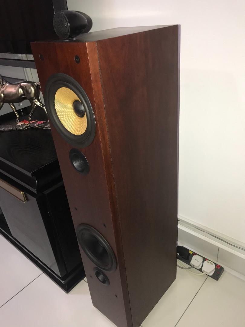 Bowers & Wilkins Preference Series P6 Floorstanding Speaker Bw_p6-35