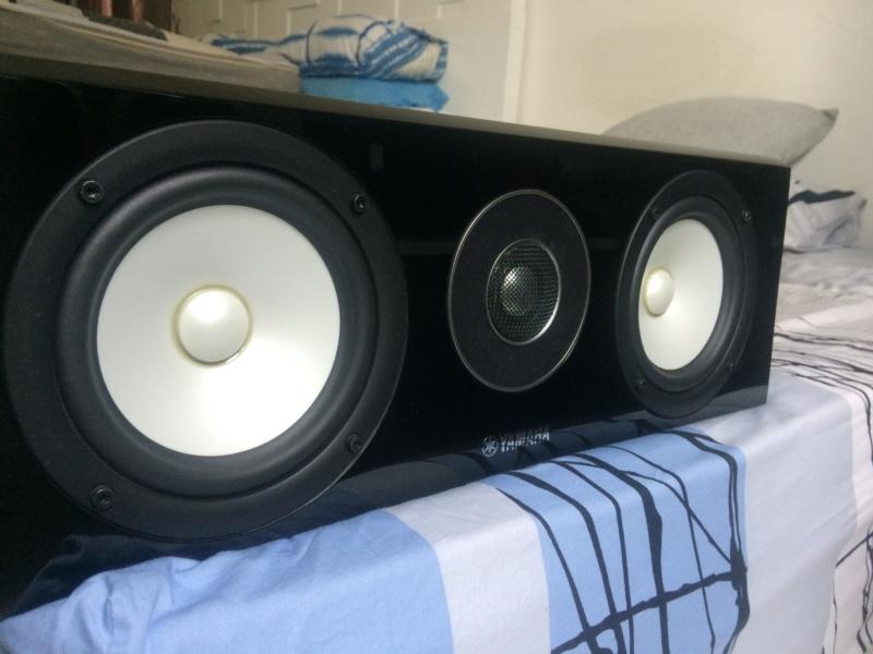 YAMAHA NS-C700 Center Speaker (Mint Condition) Yamaha14