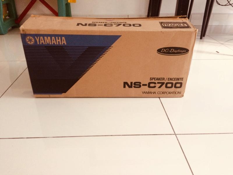 YAMAHA NS-C700 Center Speaker (Mint Condition) Yamaha17