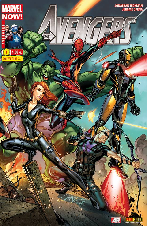 Avengers (vol.4) [Mensuel] 60193610