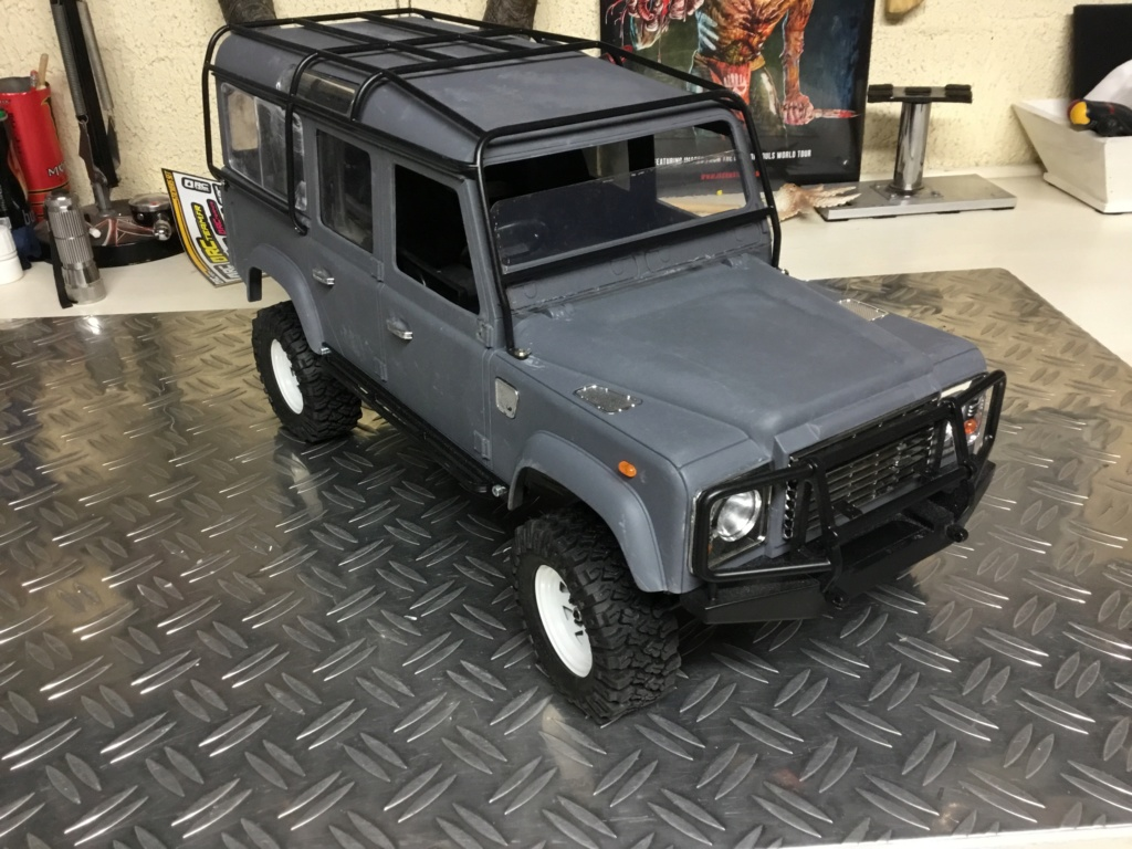 Rcmodelex d110 en version kahn 437f7110