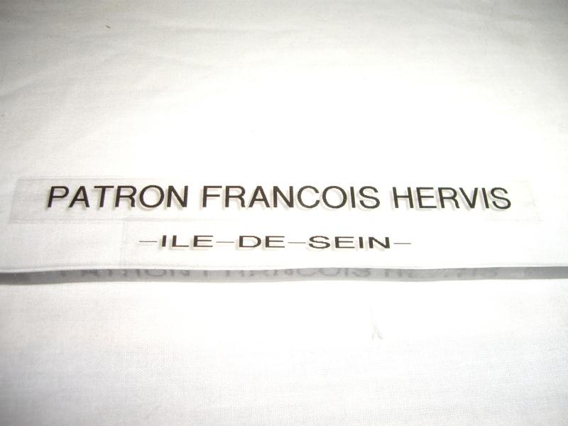 """Canot de Sauvetage  """"Patron  François Hervis""""Breton - Page 6 08110"""