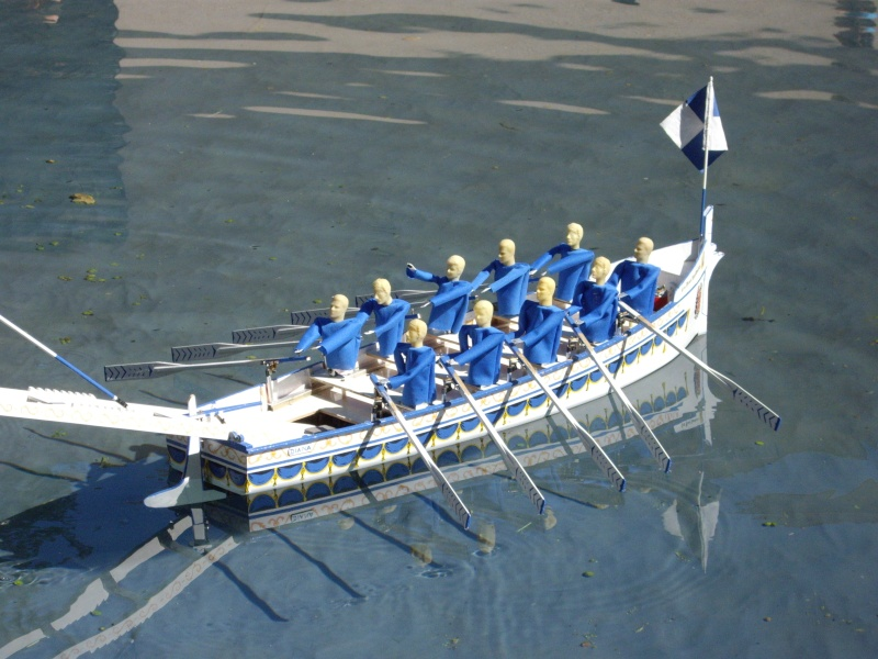 Barques de Joutes Mandréennes (de Saint Mandrier) 11eme_10