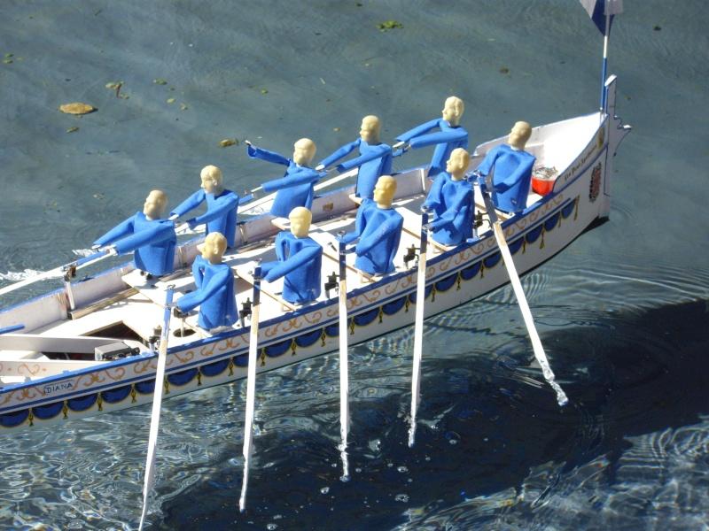 Barques de Joutes Mandréennes (de Saint Mandrier) 11eme_11