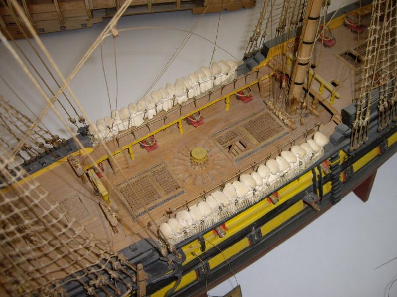 Frégate HMS Serapis 1779 par AMIRAL 13 30_00610