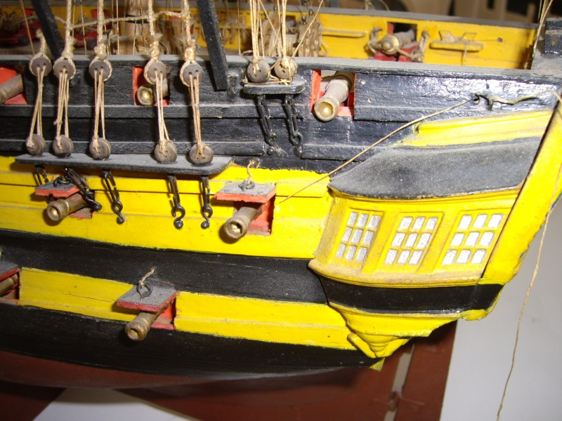Frégate HMS Serapis 1779 par AMIRAL 13 30_01210