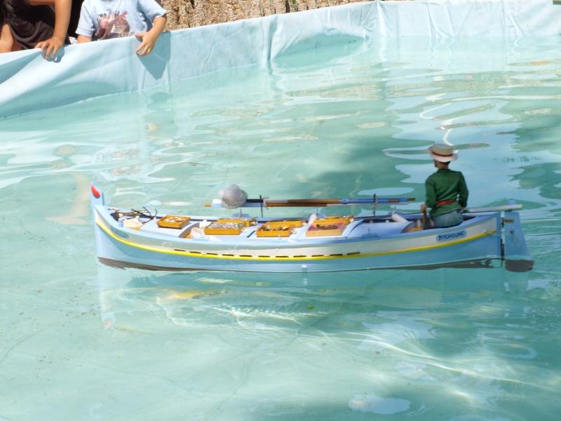 Cherche un plan de Pointu de méditerranée Barque10