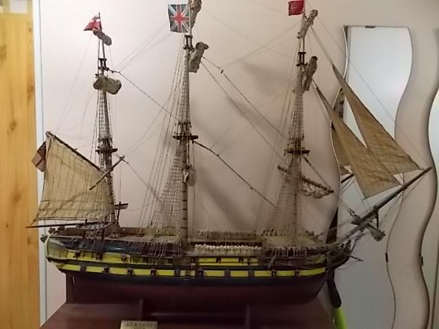 Frégate HMS Serapis 1779 par AMIRAL 13 Dscn0910