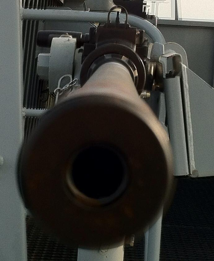[ Divers Gendarmerie Maritime ] Arraisonnement à la 12,7 mm 12-710
