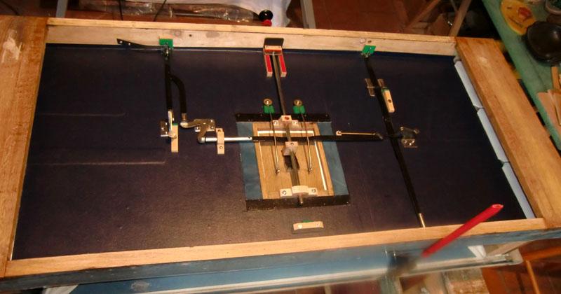 Restauration d'un harmonicorde Debain de 1863  Cimg4826