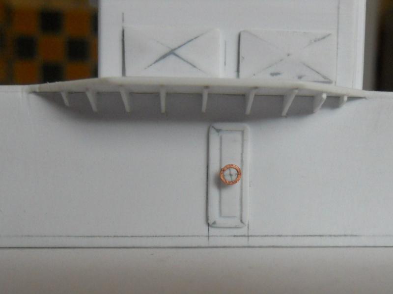 """Escorteur d'escadre """"La Galissonnière""""  plan MRB 1/100è (le chantier a réouvert ses portes) - Page 20 Dscn0914"""