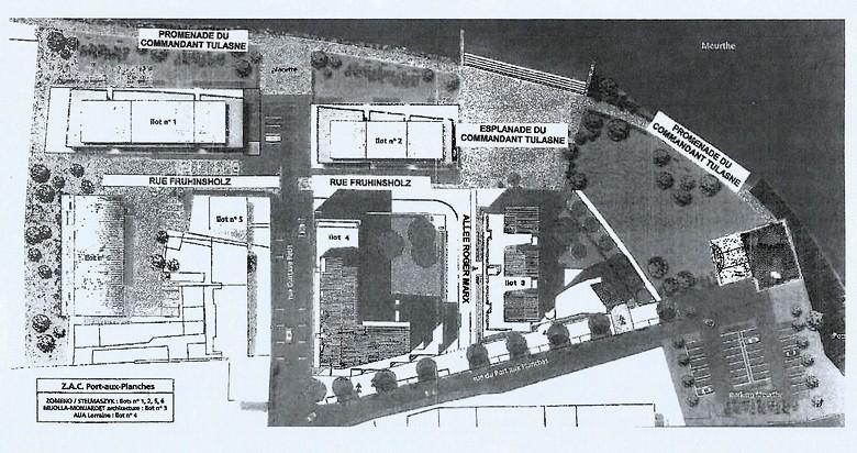 Mardi 18 Juin 2013 seront inaugurés à Nancy l'Esplanade et la Promenade du Commandant Jean Tulasne Scan0011