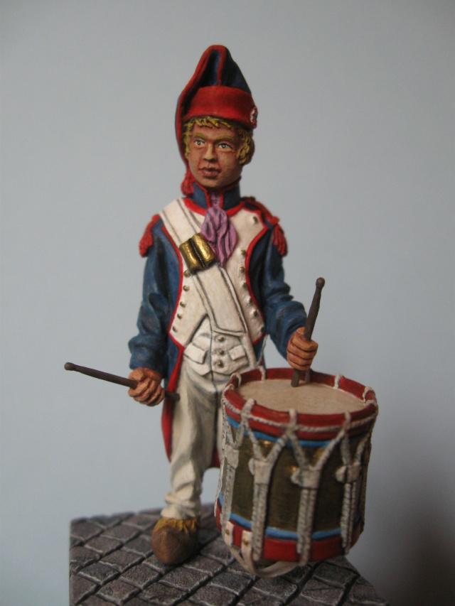 Jeune tambour de la révolution Tambou16