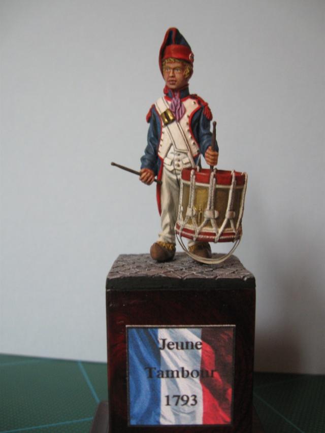 Jeune tambour de la révolution Tambou21