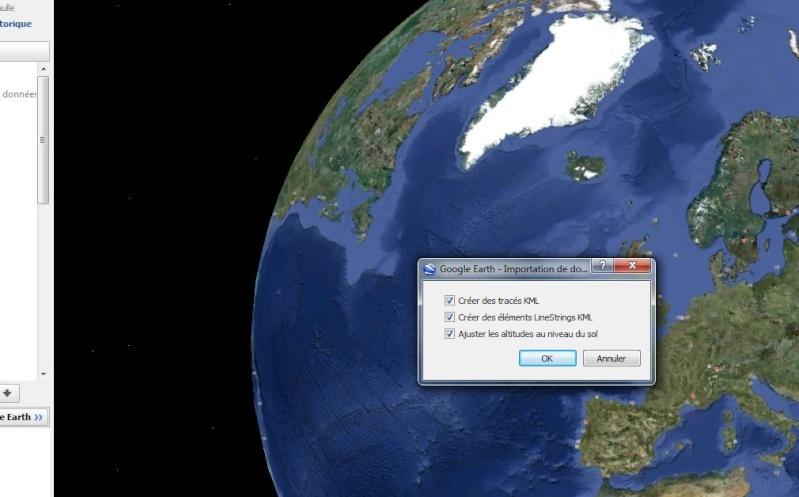 Telechargement données GPS Garmin 301 Captur21