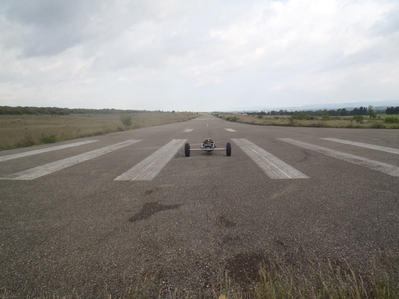 Moussoulens International airport : Carcassonne P6020112