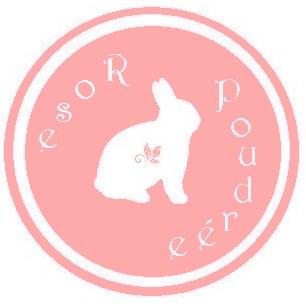 Rose Poudrée/ La couture d'Absilyum Logo210