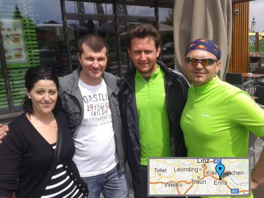 IDEM SVOJOJ KUĆI! - Biciklom 1400 km,  Frankfurt(Darmstadt)-Brčko 28226010