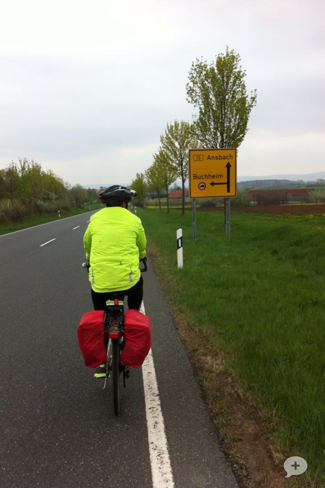 IDEM SVOJOJ KUĆI! - Biciklom 1400 km,  Frankfurt(Darmstadt)-Brčko 31632710
