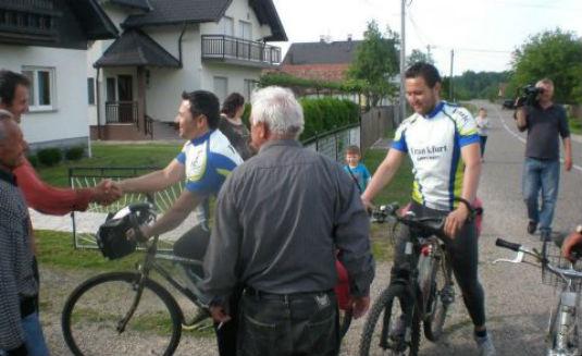 IDEM SVOJOJ KUĆI! - Biciklom 1400 km,  Frankfurt(Darmstadt)-Brčko 60176210