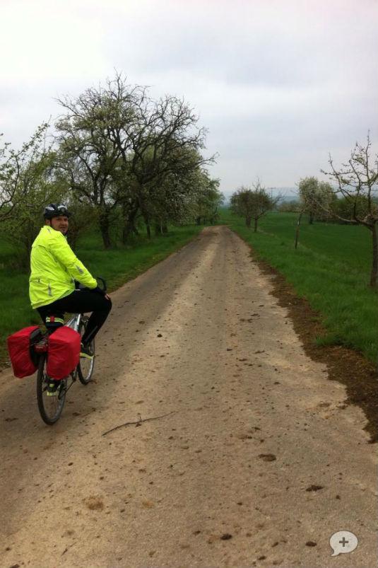 IDEM SVOJOJ KUĆI! - Biciklom 1400 km,  Frankfurt(Darmstadt)-Brčko 92272710