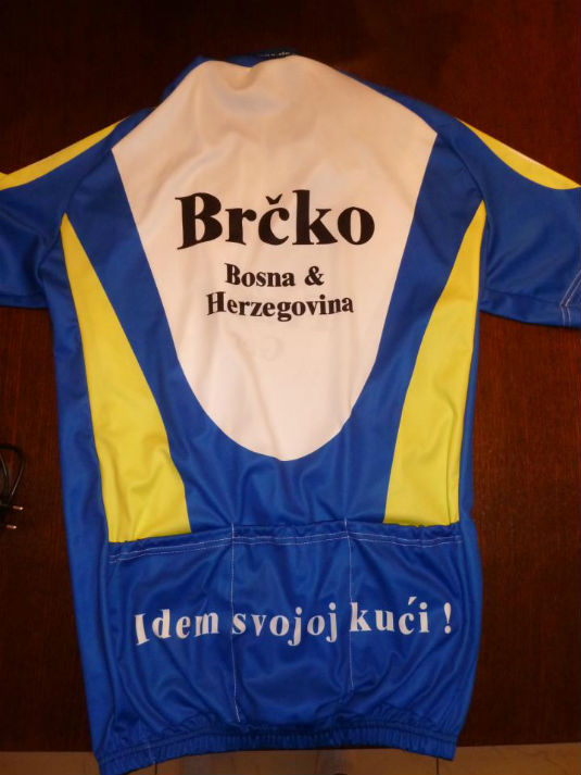 IDEM SVOJOJ KUĆI! - Biciklom 1400 km,  Frankfurt(Darmstadt)-Brčko 92307710