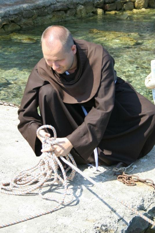 Boćanski svećenici - Fra Grgur Blažević - ređenje i Mlada misa Grgur_10