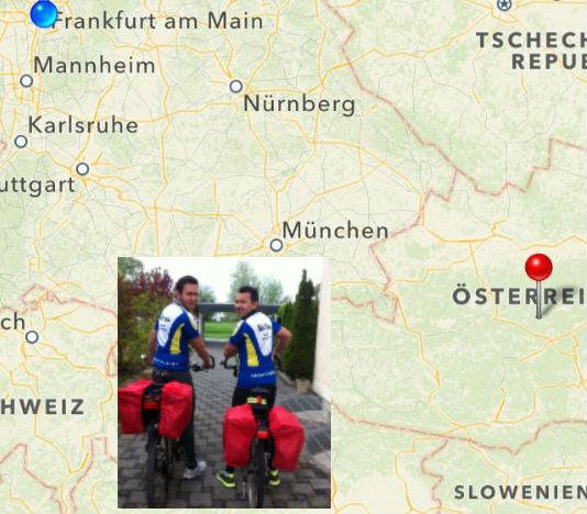 IDEM SVOJOJ KUĆI! - Biciklom 1400 km,  Frankfurt(Darmstadt)-Brčko Untitl14