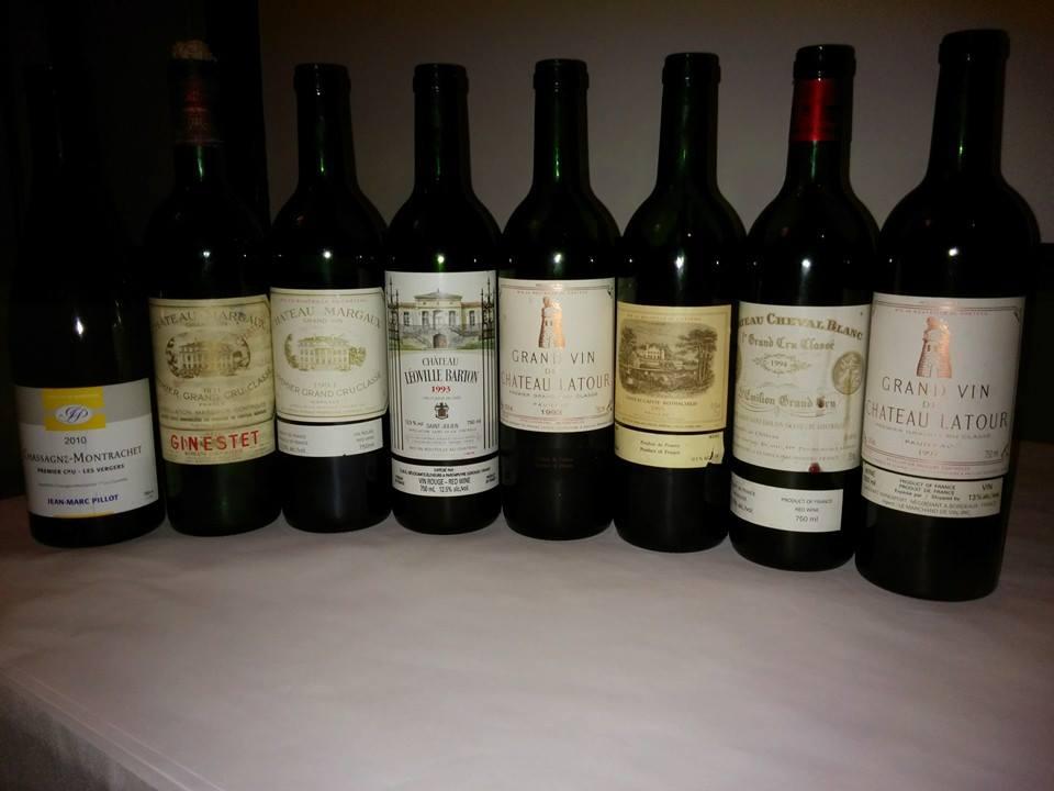 Dégustation Bordeaux d'années difficiles - Prise 2 Diffic10