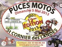 Puces motos dans le 61 Talach11