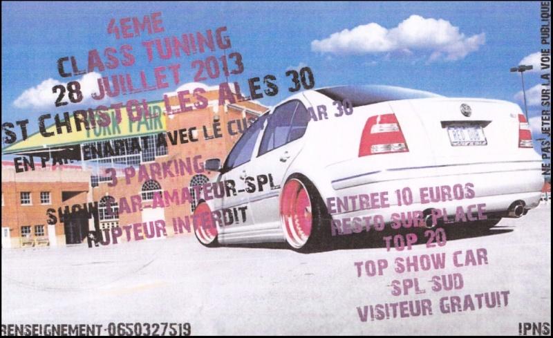 [28 Juillet 2013] 4eme Class Tuning - St Christol les Alès Fly10
