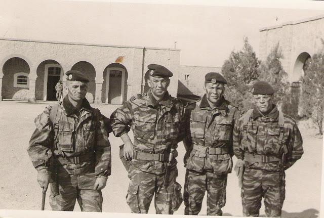 Quand l'armée française voulait changer le bariolage des treillis... 194610