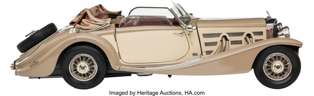 Pocher Mercedes 500K/540K Lf10