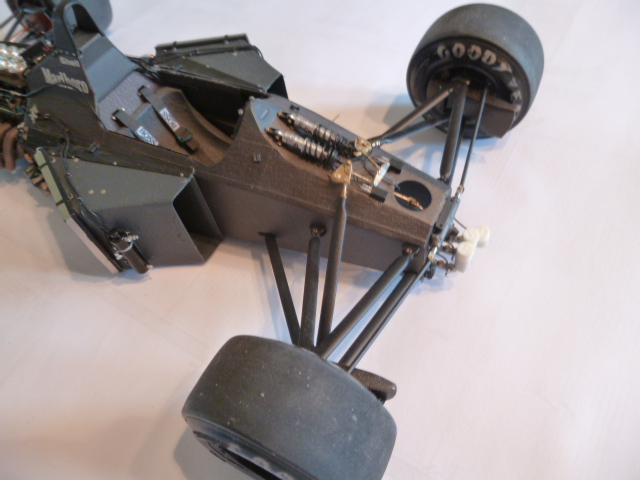 MCLAREN MP4/6 Magic Senna 1991, Tamiya 1/12 P1030311