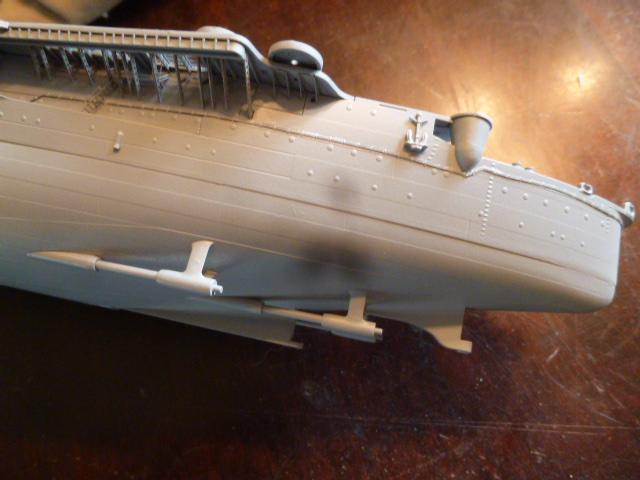 Tamiya Yamato 1/350 P1030737