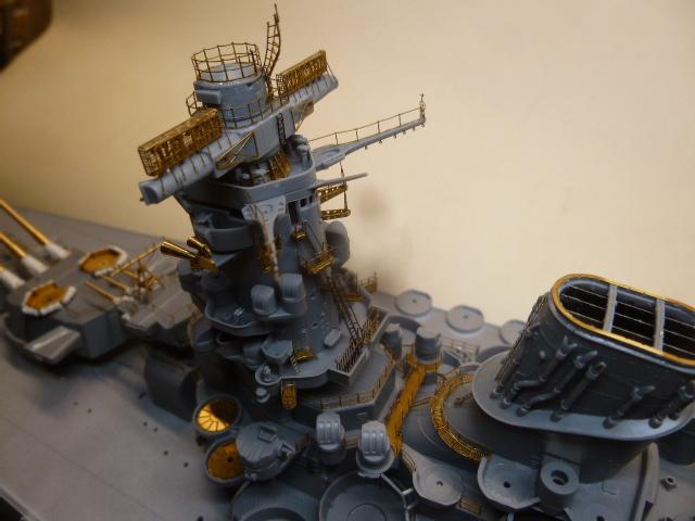 Tamiya Yamato 1/350 P1030742