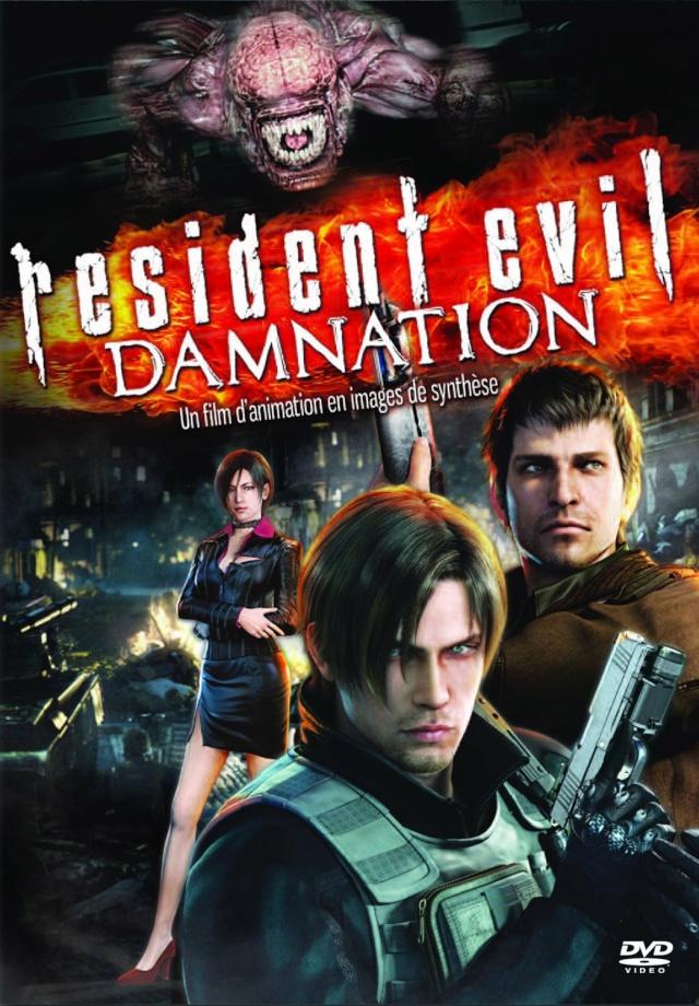 AJV - Resident Evil : Damnation Affich10