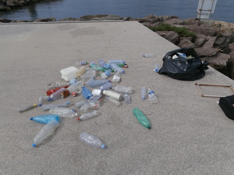 Journées de la mer : opération nettoyage du littoral le 8 juin P6080011