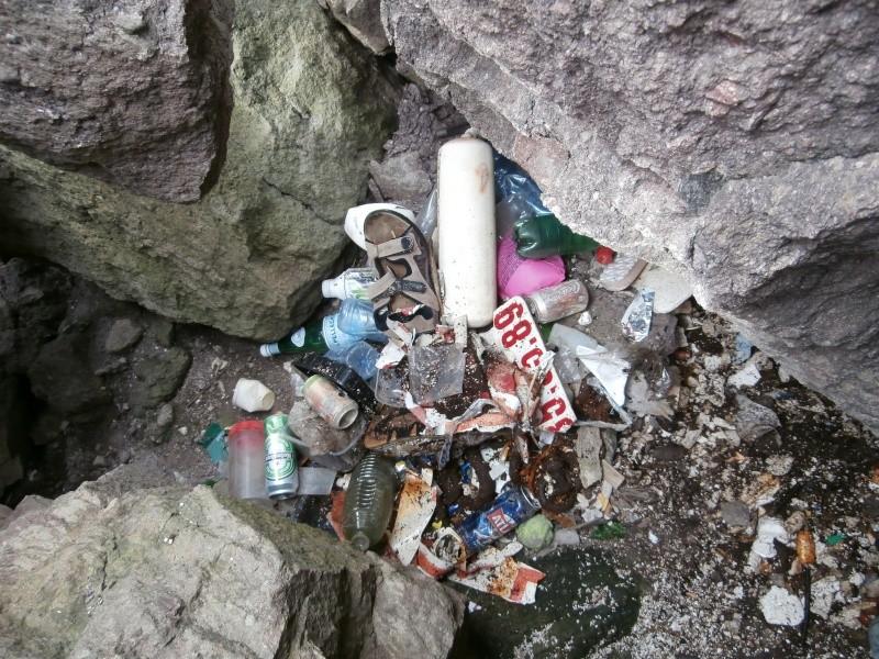 Journées de la mer : opération nettoyage du littoral le 8 juin P6080012