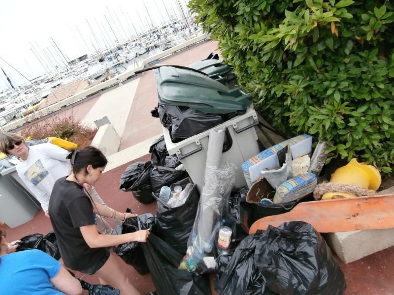 Journées de la mer : opération nettoyage du littoral le 8 juin P6080015