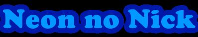 [LOJA] Neon no Nick Coollo12