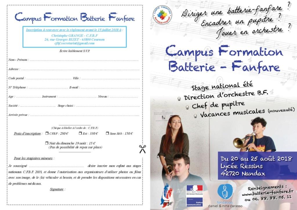 Stage National CFBF 2018 Brochu12