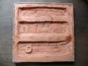 wall plaque, renate rhein, worpswede germany P1230528