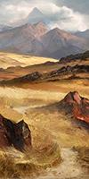 Plaines et montagnes de l'Est