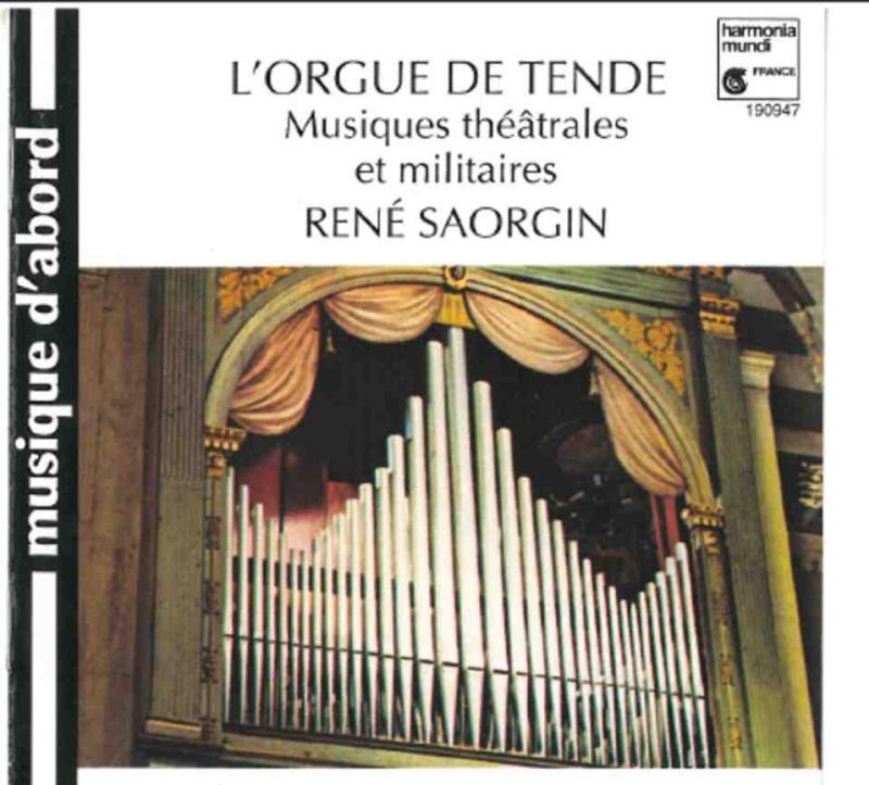 un cd per i vostri woofers Orguet11