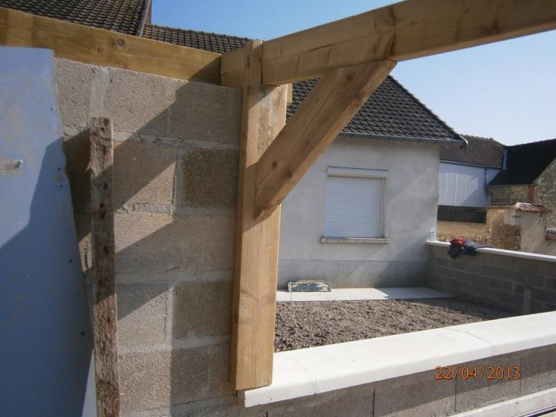 Terrasse en épicéa autoclave P4220010