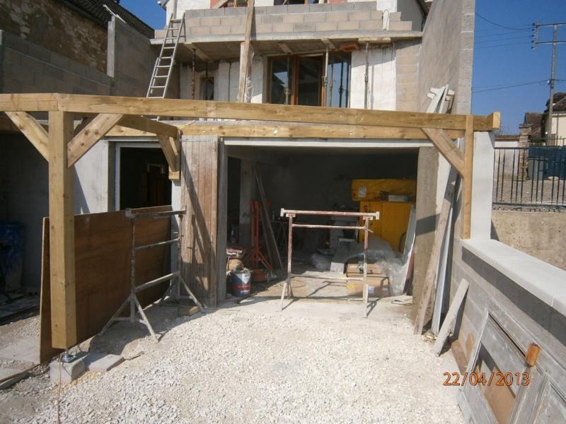 Terrasse en épicéa autoclave P4220011